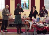Pymoor & Coveney Methodist Chapels's Christmas Bazaar 2013
