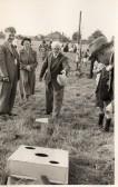 Garden Fete in Pymoor 1947