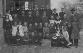 Pymoor School Photograph 1920