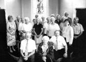 Pymoor Methodist Chapel Anniversary Service 2009.