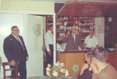 Opening of the Pymoor Social Club 1967.