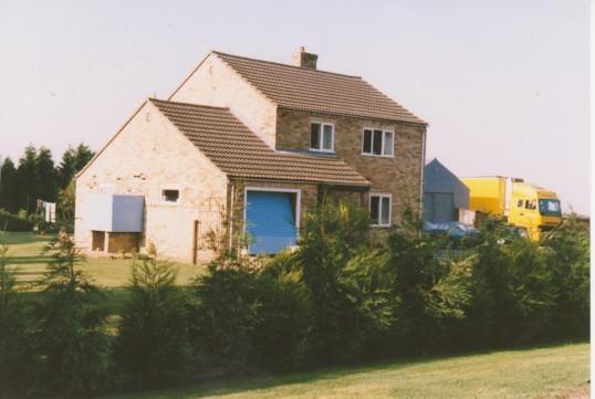 Jubilee Cottage, Pymoor Lane, Pymoor. (circa 1985)