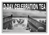 D-Day Celebration Tea