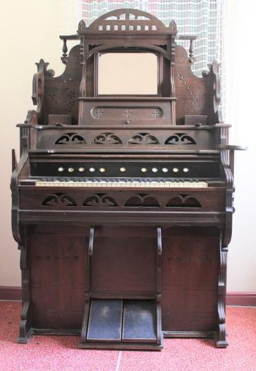 Old Pymoor Methodist Chapel Organ 2014