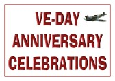 VE-Day Anniversary Celebrations