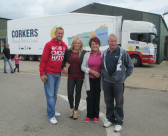 Corkers Crisps Fun Day 2013
