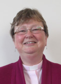 Rev Jo Sherwood, Methodist Chapel Minister