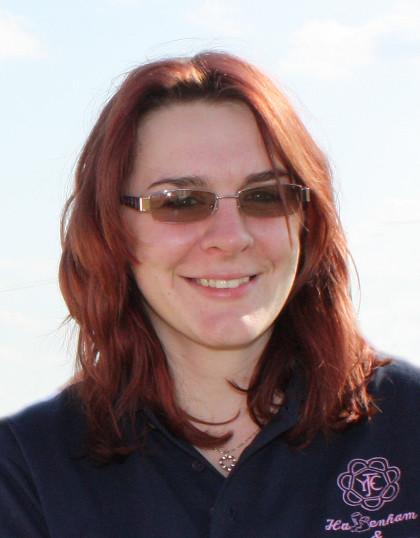 Sheena Lark of Pymoor 2011
