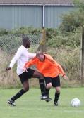 Pymoor FC's pre-season friendly v Ely 2014