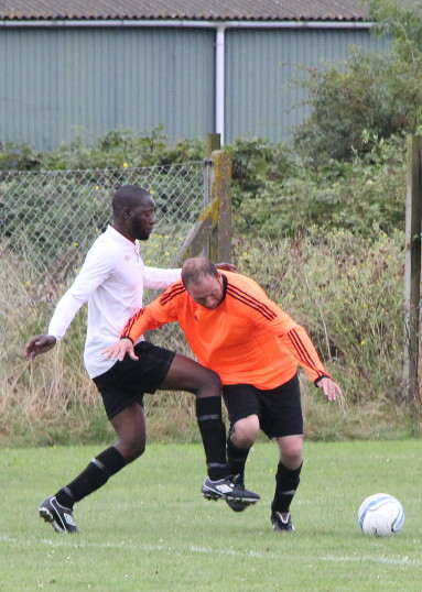 Pymoor FC's pre-season friendly v Ely 2014