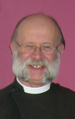 Rev Jack Burton, Methodist Chapel Minister, 2014