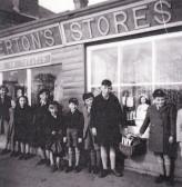 Saberton Stores (circa 1957)