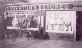 Saberton Stores (circa 1950)