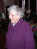 Sister Joyce Rawkins, Methodist Chapel Minister, 2008
