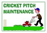 Cricket Pitch Maintenance