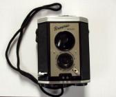 Derrick Godbold's Brownie Reflex Camera, circa 1950.