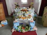 Pymoor Methodist Chapel Harvest Festval, 2014