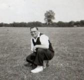 Claude Golding, circa 1950