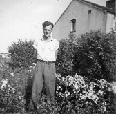 Derrick Godbold, circa 1950