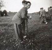 Eric Butcher, circa 1950