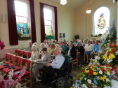 Pymoor Methodist Chapel 60th Anniversary Service, 2014