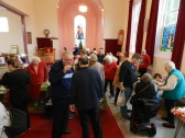 Pymoor Methodist Chapel Christmas Fair 2014.