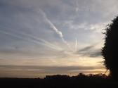 Sunrise over Pymoor, 2014