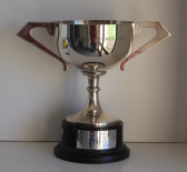 Pymoor Cricket Club Player of the YearTrophy, circa 1993