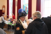 Pymoor Methodist Chapel Christmas Fair, 2014