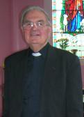 Pymoor Methodist Chapel Minister, Geoff Revet, 2010.
