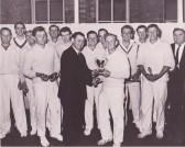 Pymoor C C Kirkland Cup Winners, 1966.