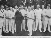 Pymoor CC. Kirkland Cup Winners, 1966