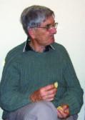 Pymoor Methodist Chapel Minister, Rev Malcolm McArthur, 2000