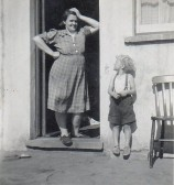 Ida and Alan Godbold, circa 1950