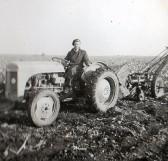 Dennis Hall, circa 1950