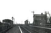 Black Bank Station, circa 1935