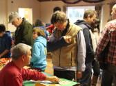 Pymoor Cricket and Social Club's Christmas Bazaar, 2014