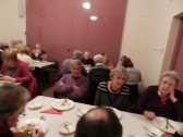 Sausage Supper at Pymoor Methodist Chapel 2015