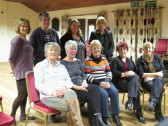 Ladies Night at the Pymoor Cricket and Social Club March 2015.