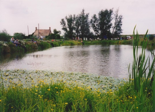 Oxlode Fishing Lakes, Oxlode, 1995