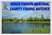 Roger Parson Memorial Charity Fishing Matches