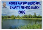 Roger Parson Memorial Charity Fishing Match 2009