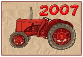 Tractor Rally 2007