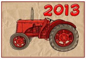 Tractor Rally 2013