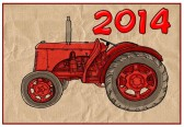 Tractor Rally 2014