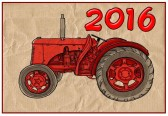 Tractor Rally 2016
