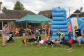 Family Fun Day in Pymoor, 2015