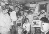 Saberton's Store, Main Street, Pymoor, 1986