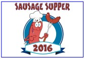 Sausage Supper 2016