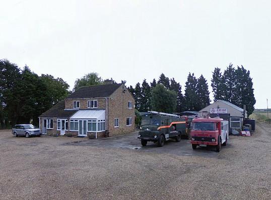 Jubilee Cottage, Pymoor Lane, Pymoor, 2008